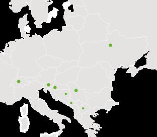 Across Europe